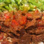 Surinaamse groenten: Kousenband